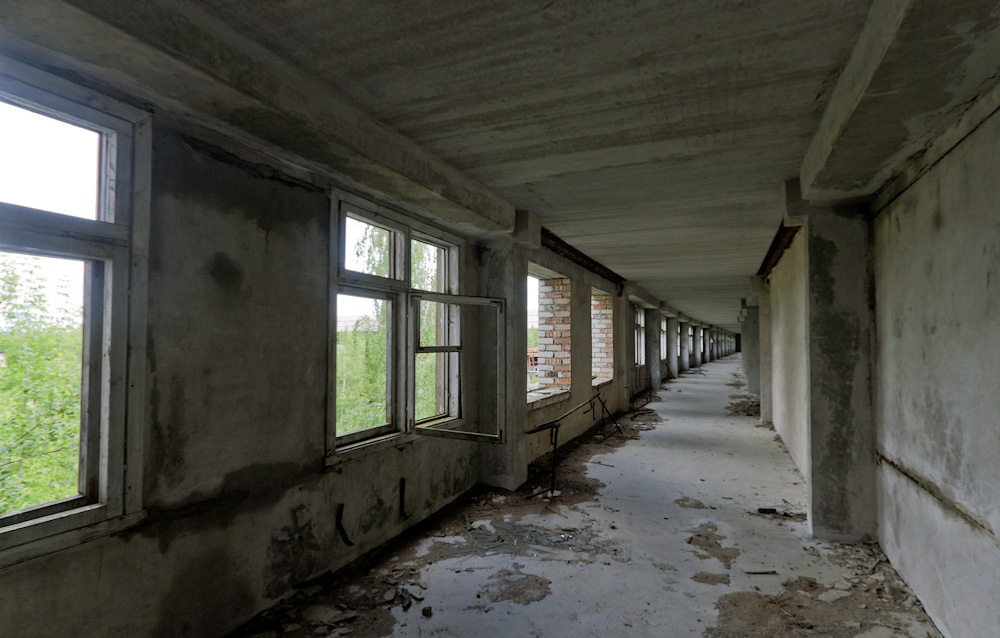 Abandoned Meat-packing Plant in Belarus