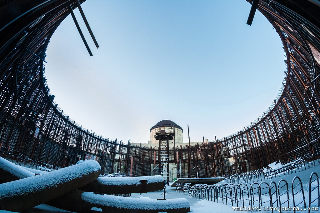 Voronezh AST nuclear district heating plant