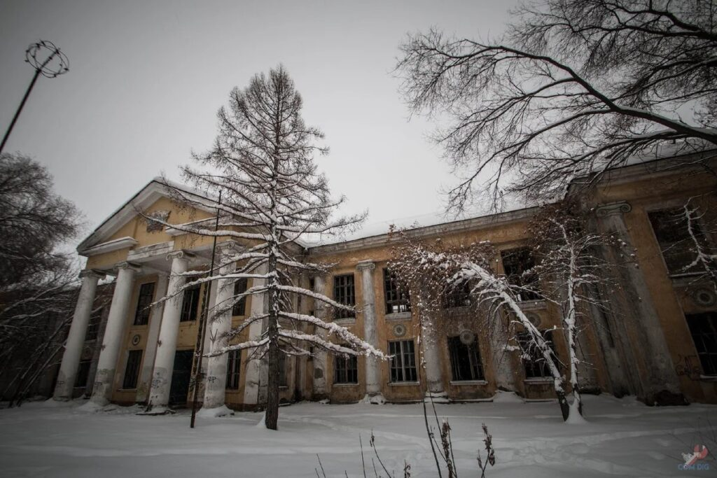 Abandoned Soviet House of Culture