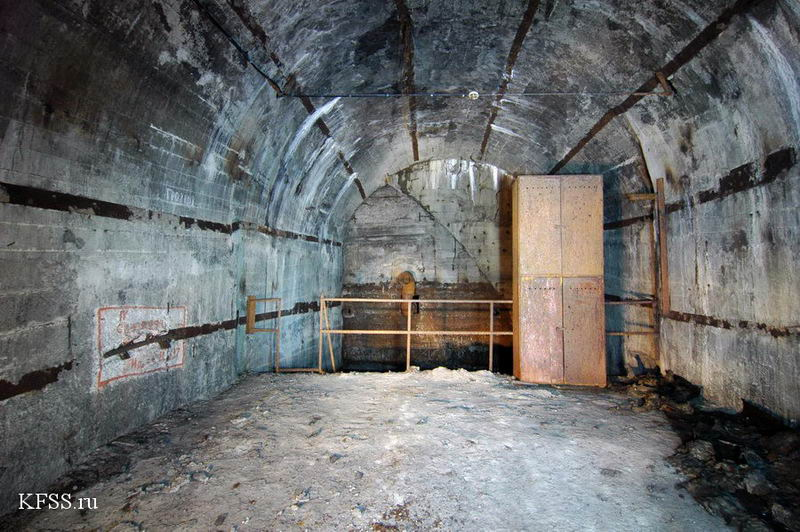 The Abandoned Pacific Submarine Fleet Nuclear Shelter