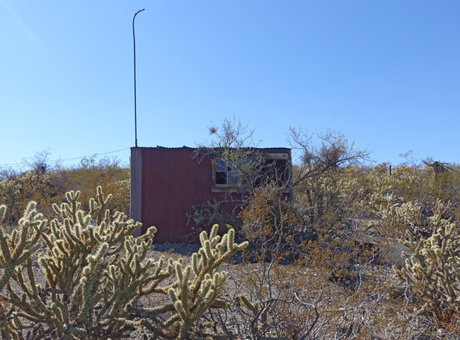 Searchlight, Nevada Ghost Town