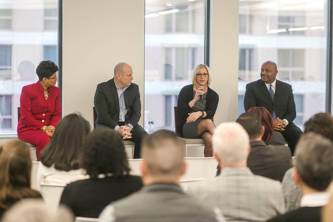Marvin Carolina Jr. Participates on Diversity and Inclusion Panel
