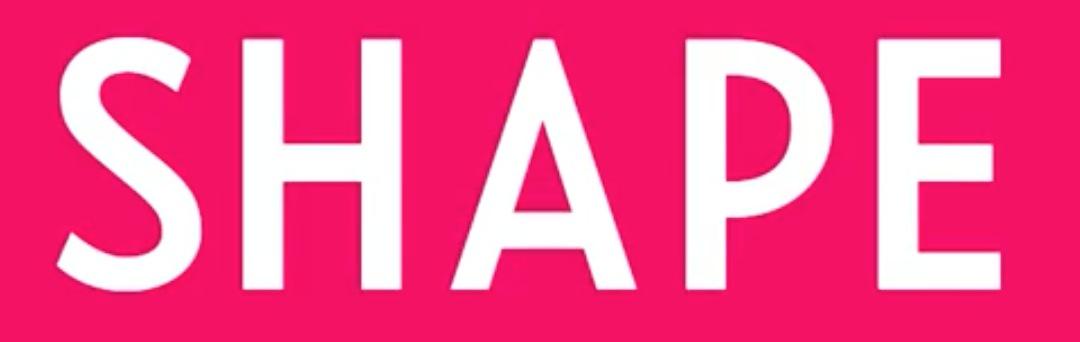 shape magazine logo