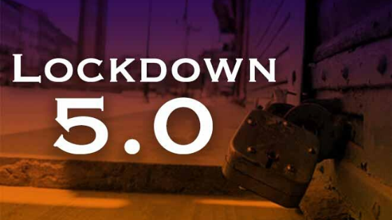 Lockdown 5.0 Limited to Containment Zones