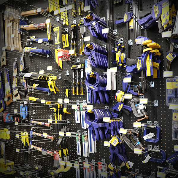 Hand Tools, Clamps, Hammers, Hatchets, Saws, Pry Bars