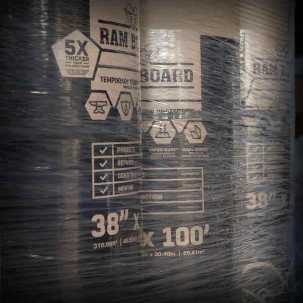 Ram Board, Gracie, Tar Paper
