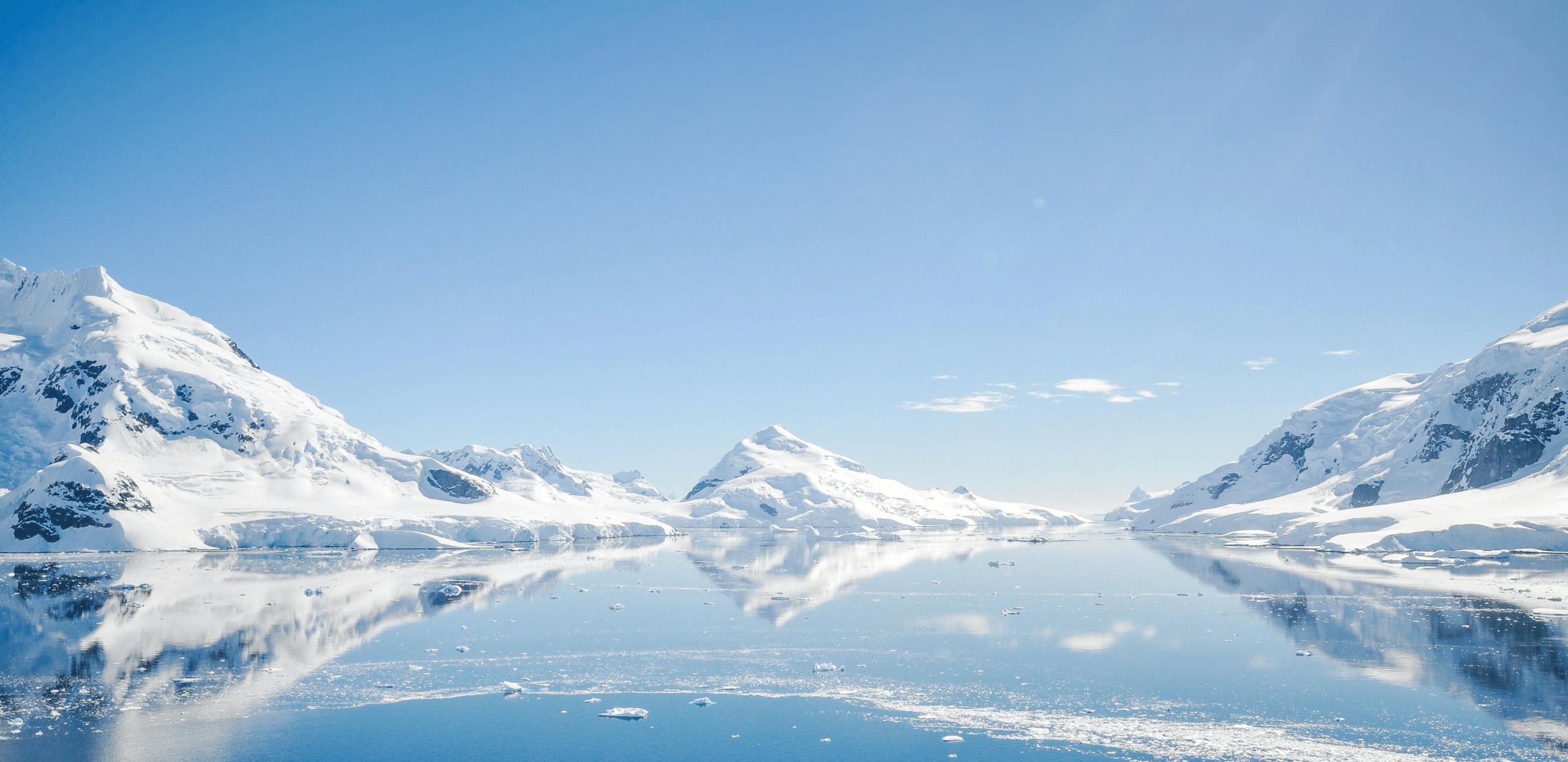 waters around Antarctica