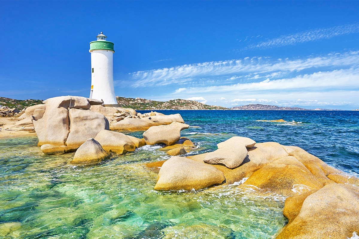 Sardinia light house