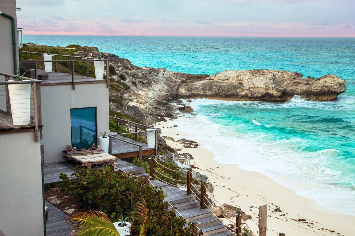 Bahamas beach house