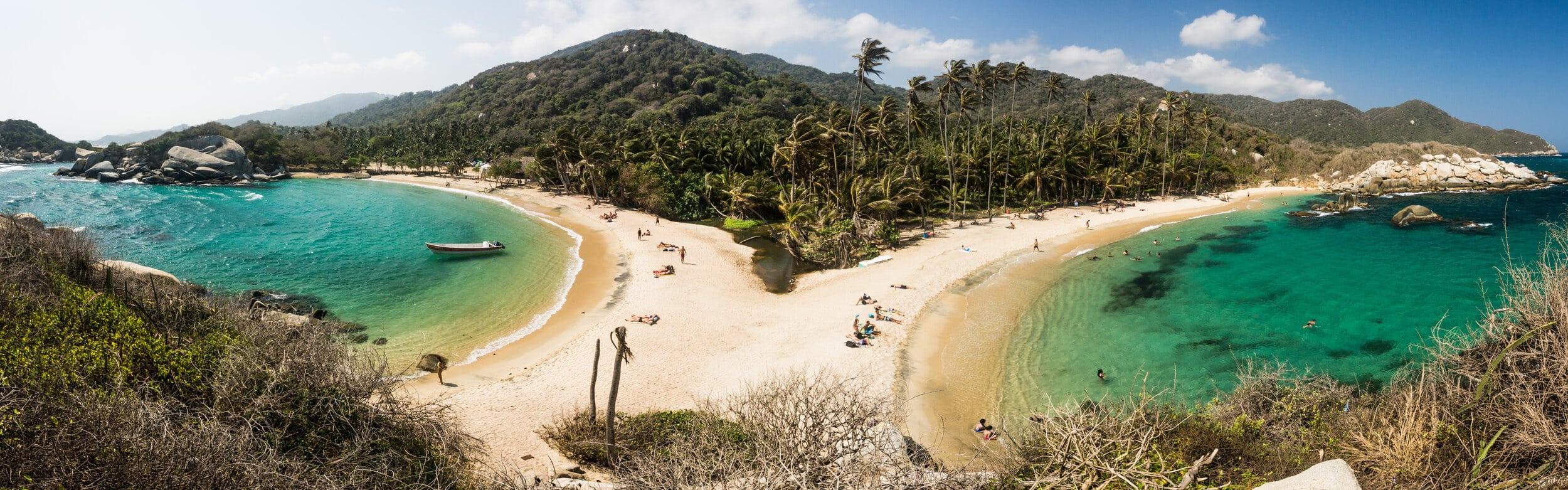 Columbian Beach