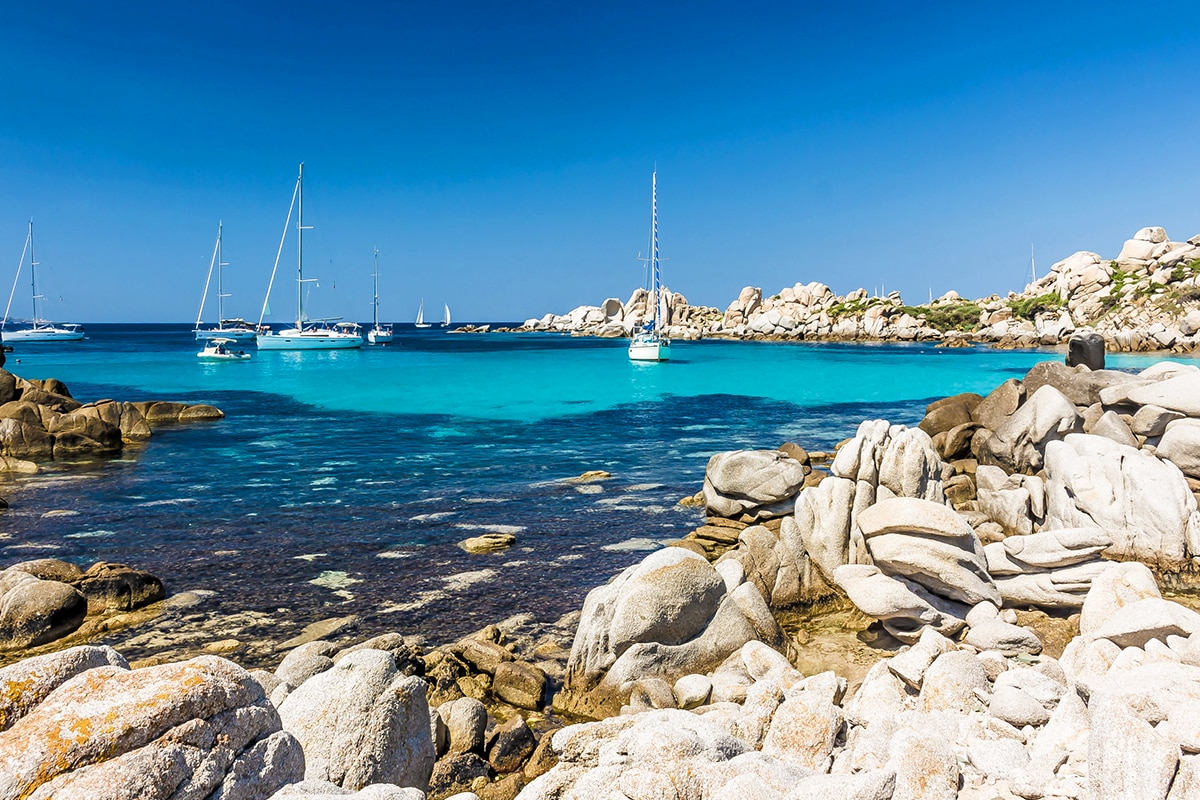 Corsica ocean view