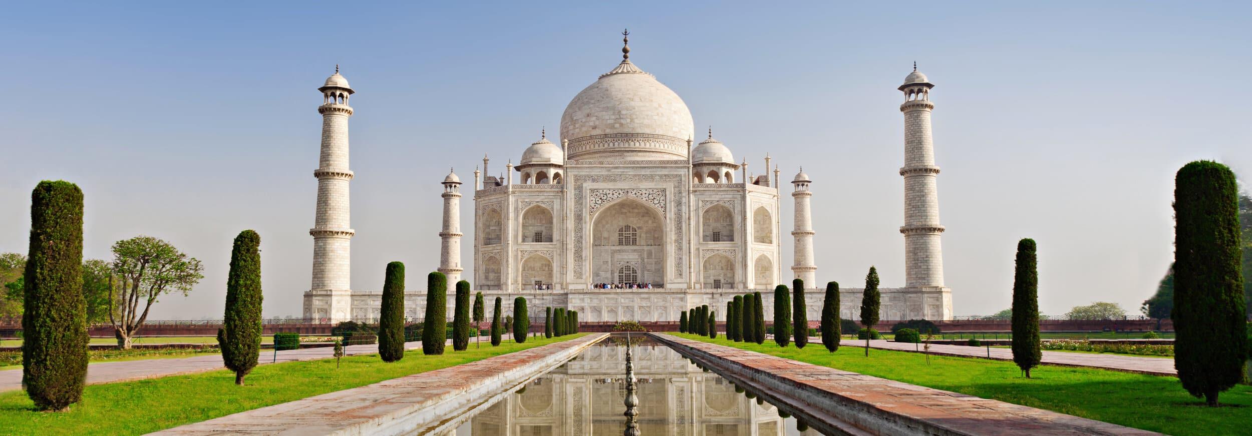 Indias Taj Mahal