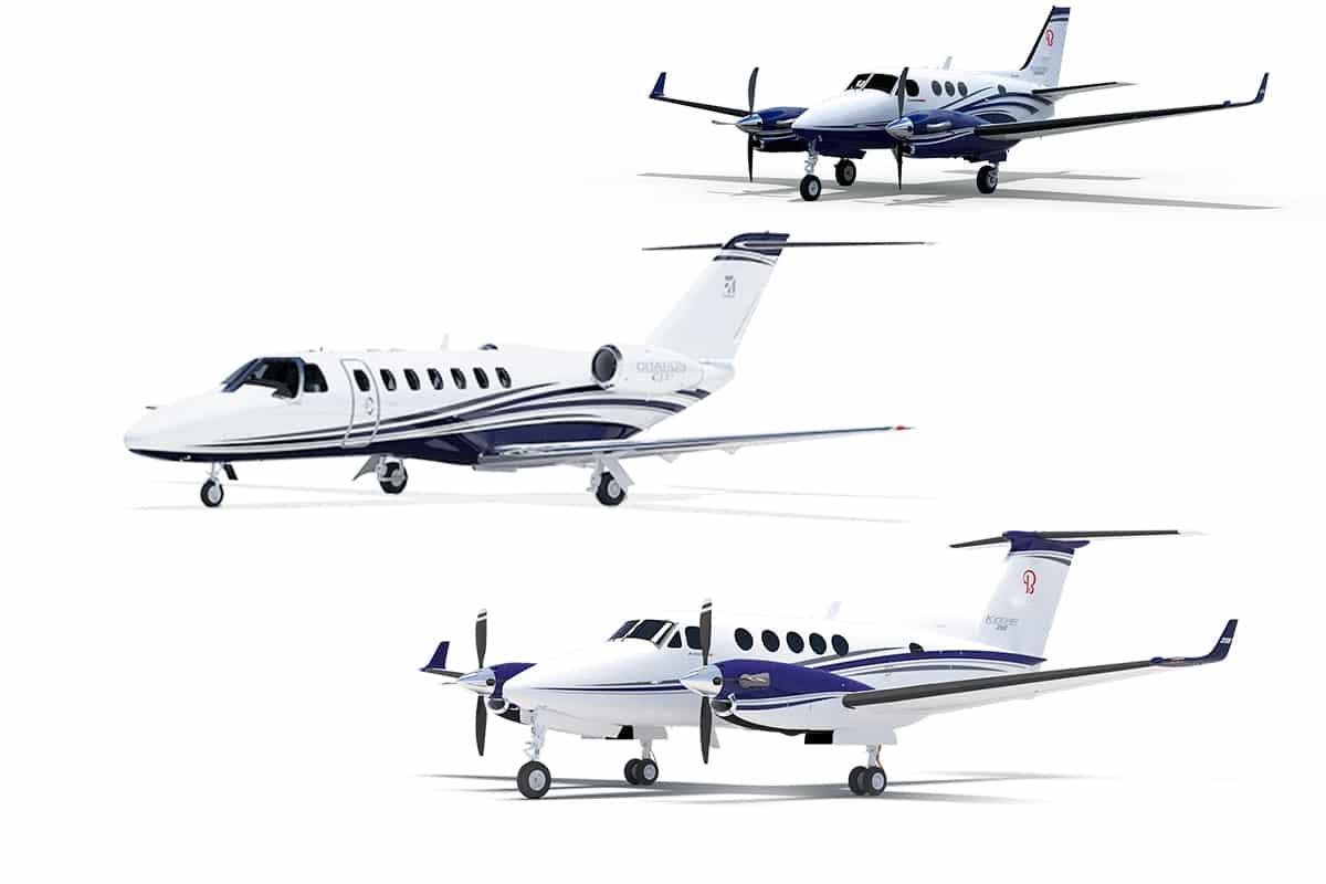 Avian Jet Aircraft Fleet
