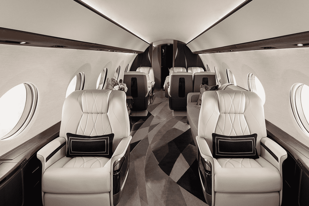 Gulfstream G700 Interior
