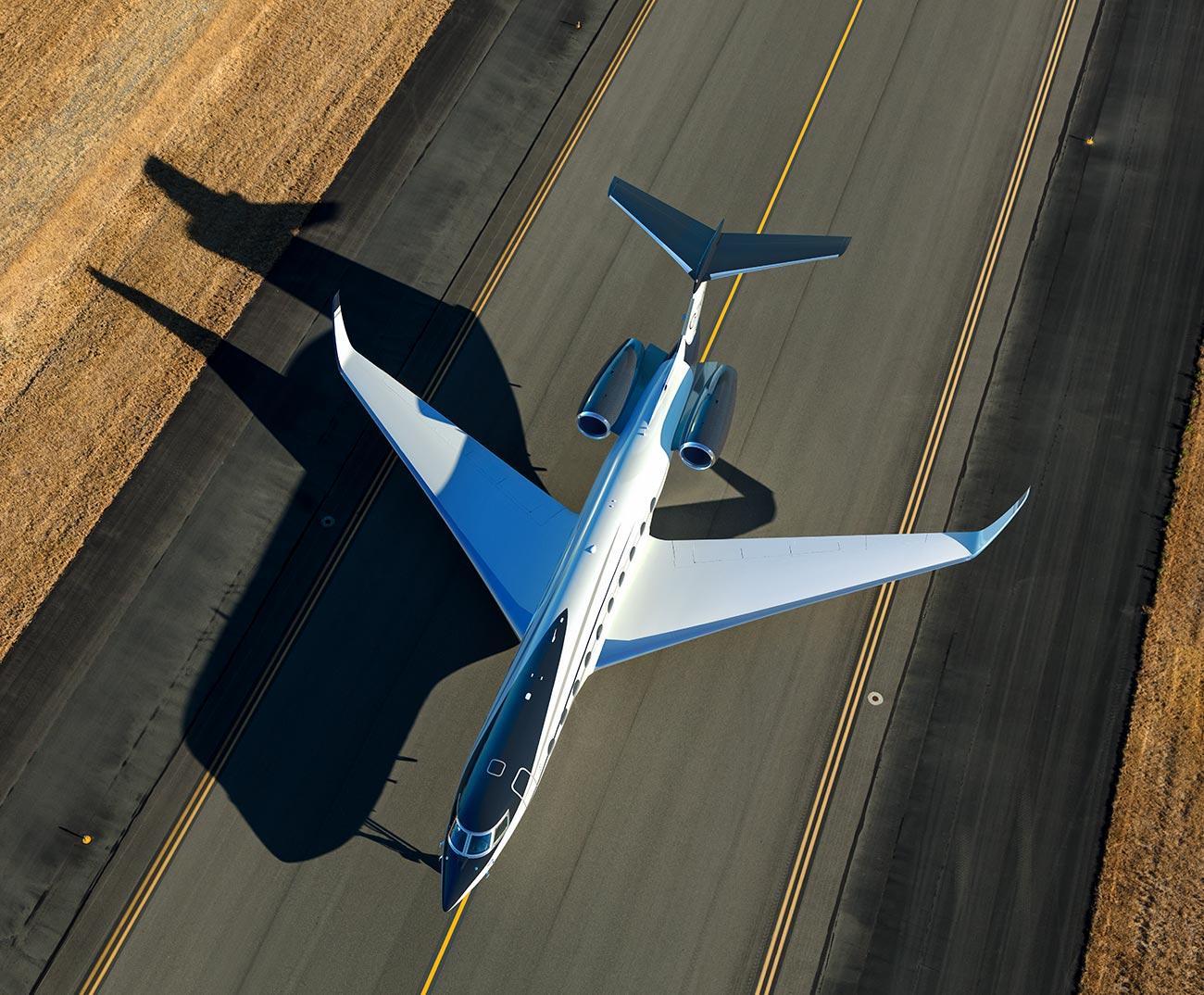 Gulfstream G700 Take-off