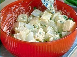 Almost Famous Potato Salad