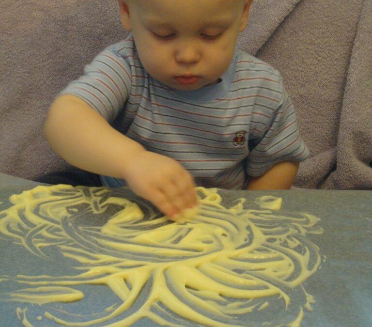 Edible Art – Fun for Young Ones