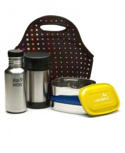 Lunch Box Ideas + Give Away