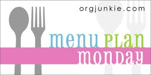 Menu Plan Monday 6.1.10