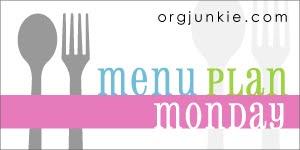 Menu Plan Monday 6.1.10