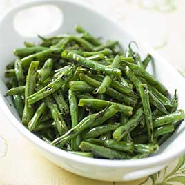 Garlic Sauteed Green Beans