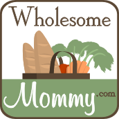 Welcome to Wholesome Mommy!