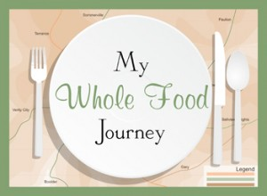 My Whole Food Journey Begins