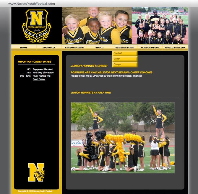 Novato Youth Football