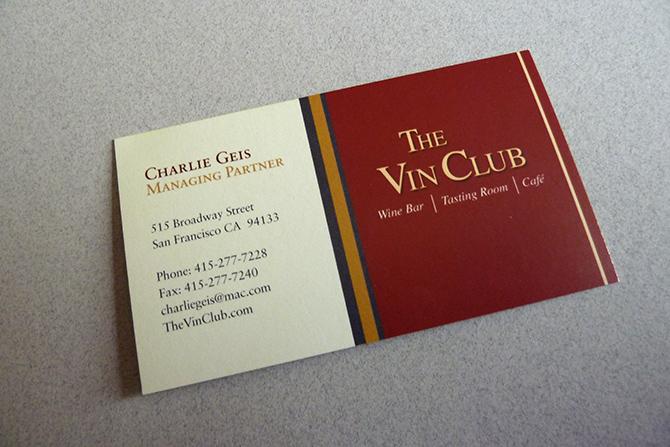 The Vin Club
