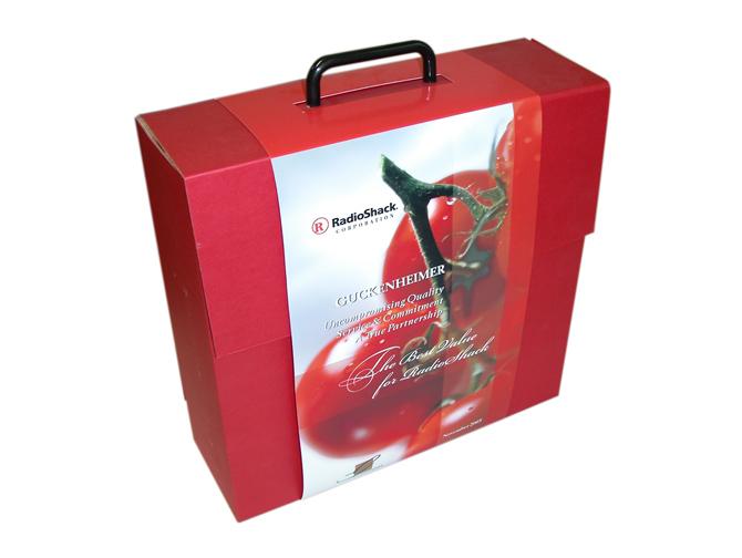 Response for Proposal (RFP) Packaging