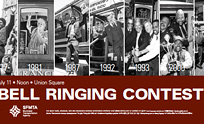 50th Cable Car Bell Ringing Contest
