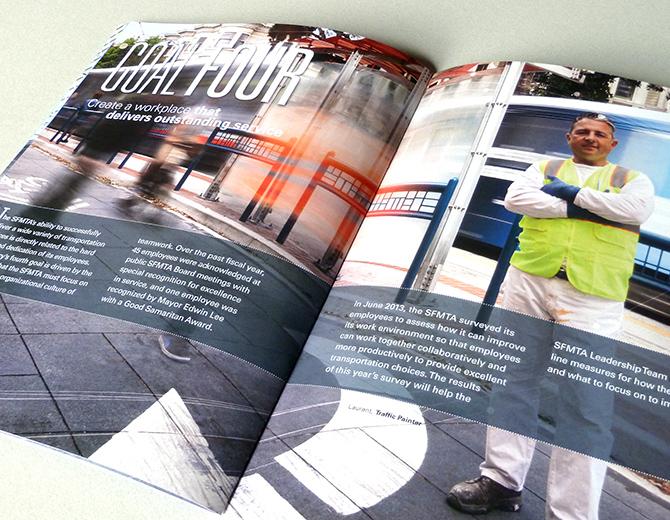 SFMTA 2013 Annual Report