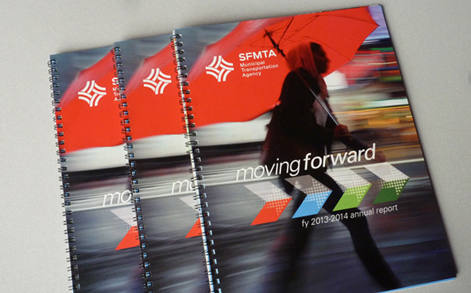 SFMTA 2014 Annual Report
