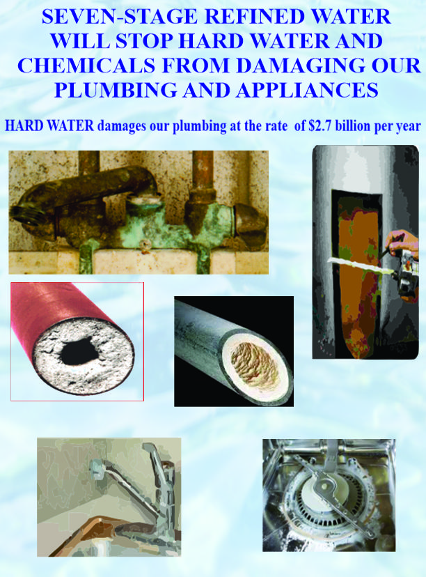 Seven-Stage Water Protects Plumbing System