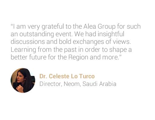 Alea Sessions Gulf Region Testimonial 3