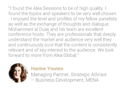 Alea Sessions Gulf Region Testimonial 6