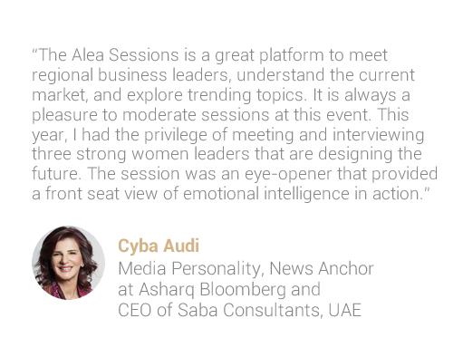 Alea Sessions Gulf Region Testimonial 7