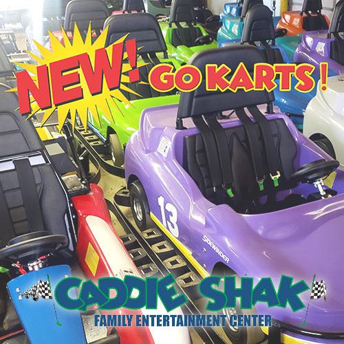 Caddie Shak Fun Park Donegal, PA