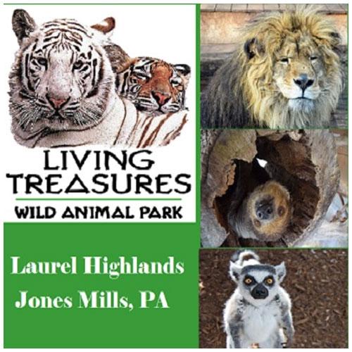 Living Treasures Wild Animal Park - Laurel Highlands Zoo