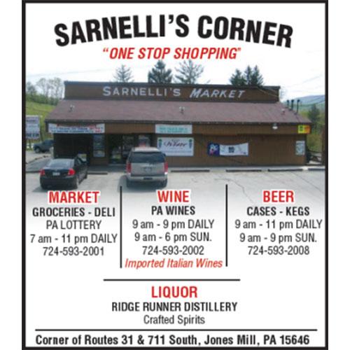 Sarnelli's Corner