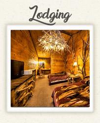 Wedding lodging in the Laurel Highlands