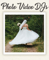 Wedding Photographers, Videographers, DJs and more
