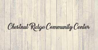 Chestnut Ridge Community Center for Weddings