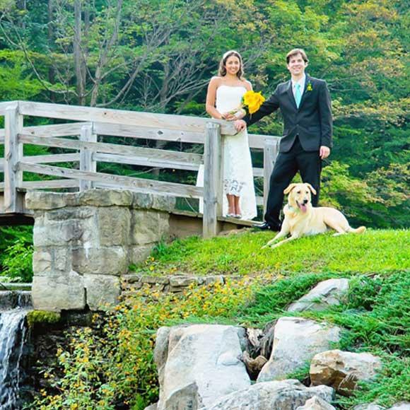 Married couple in Laurel Highlands resort Seven Springs
