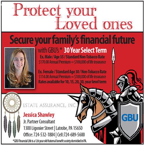 Estate Assurance Jessica Shawley