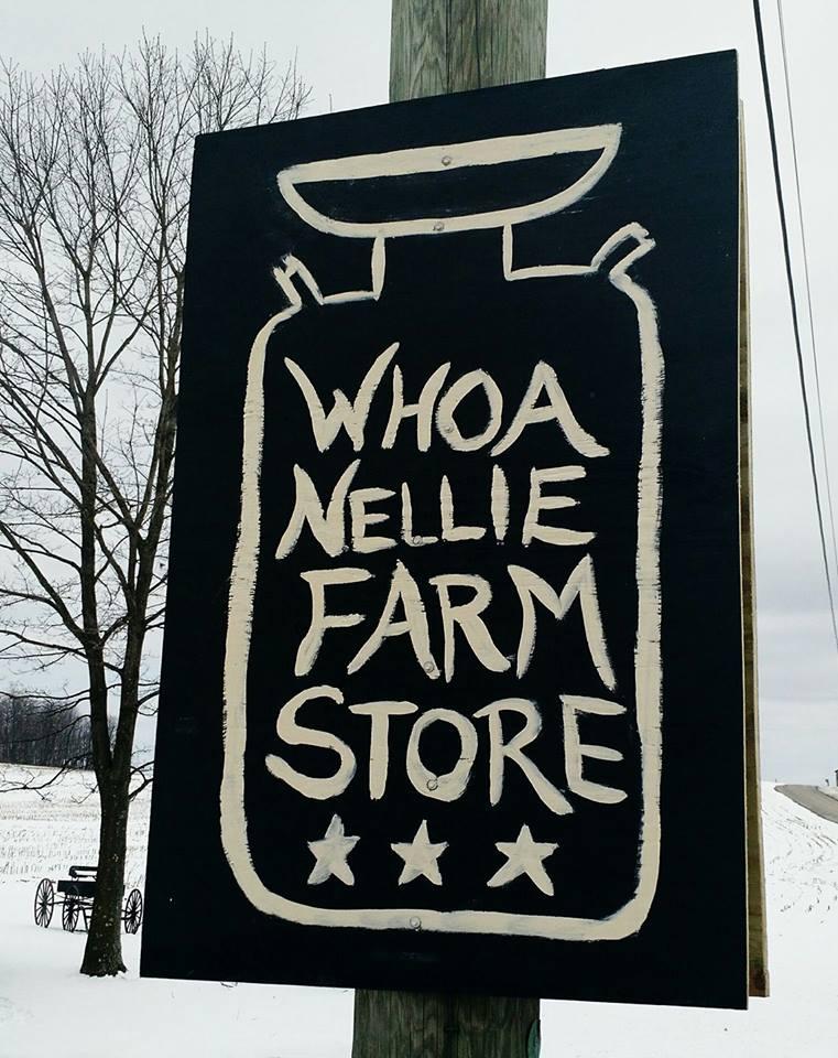 Whoa Nellie Dairy