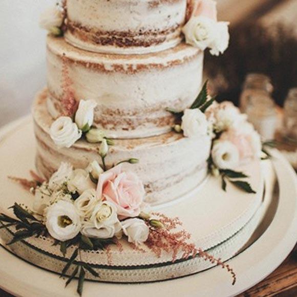 Sweet Sensations Wedding Cakes