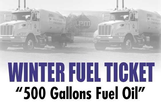 MLCC Winter Fuel Ticket