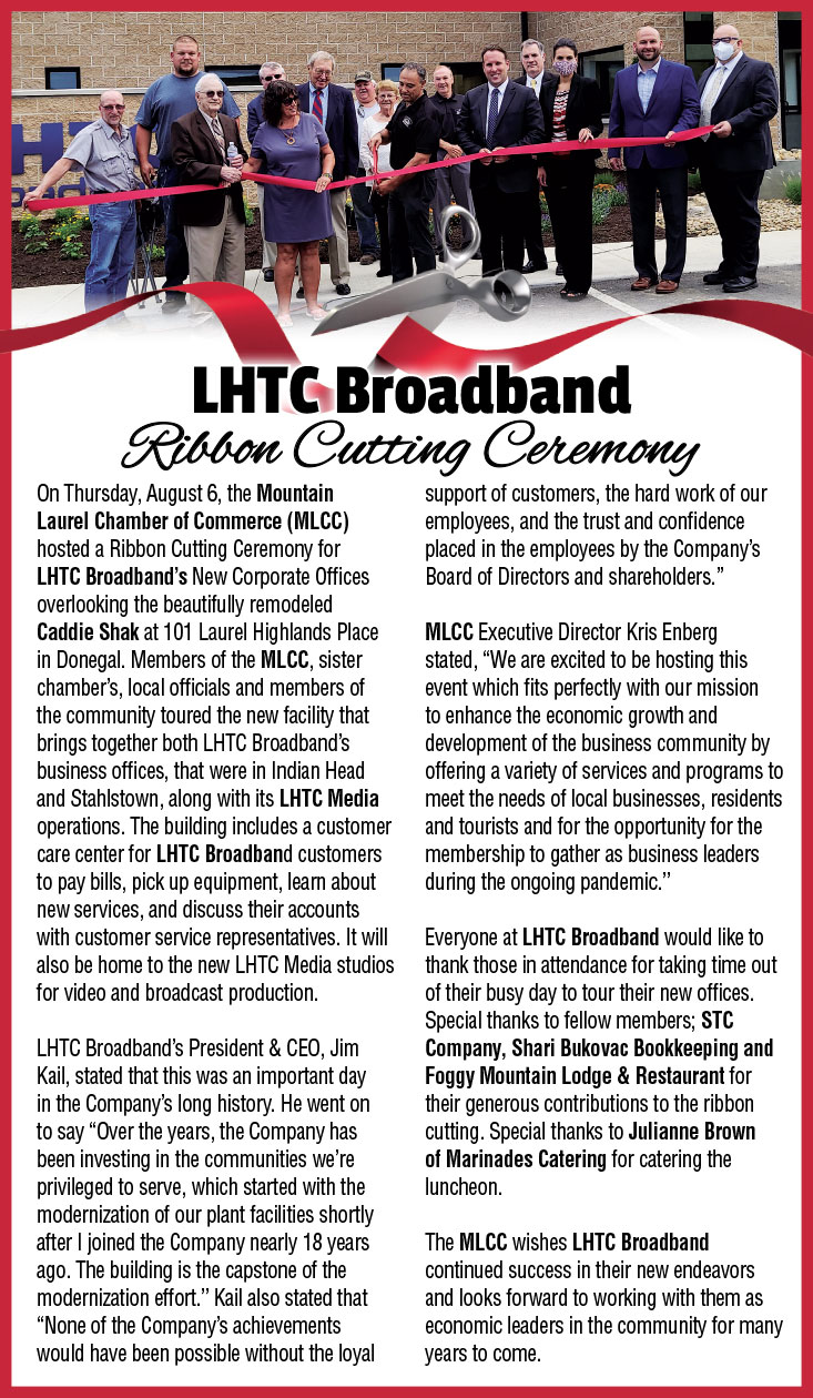 LHTC Ribbon Cutting Ceremony