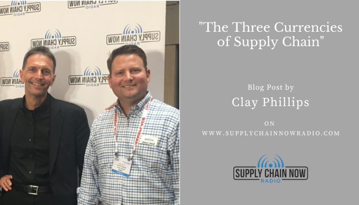 The 3 Currencies of Supply Chain